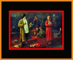 تکامل ادبیات ترکمن در آغاز سده نوزدهم، ترکیب ژانری و ویژگیهای آن «بخش سوم»